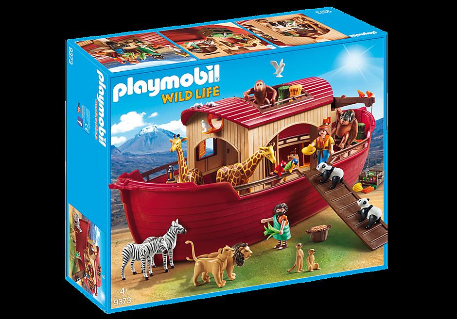 9373 Arche de Noé avec animaux detail image 3