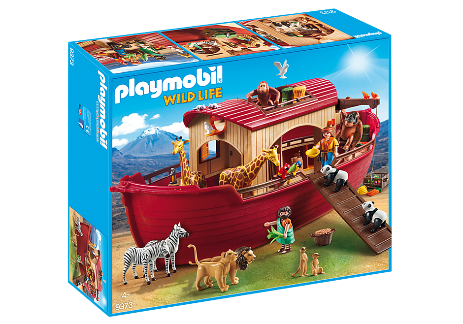 9373 Noah's Ark detail image 3