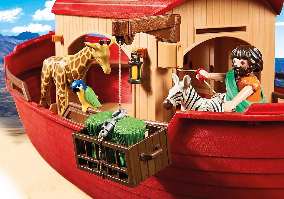 9373 Arche de Noé avec animaux detail image 6