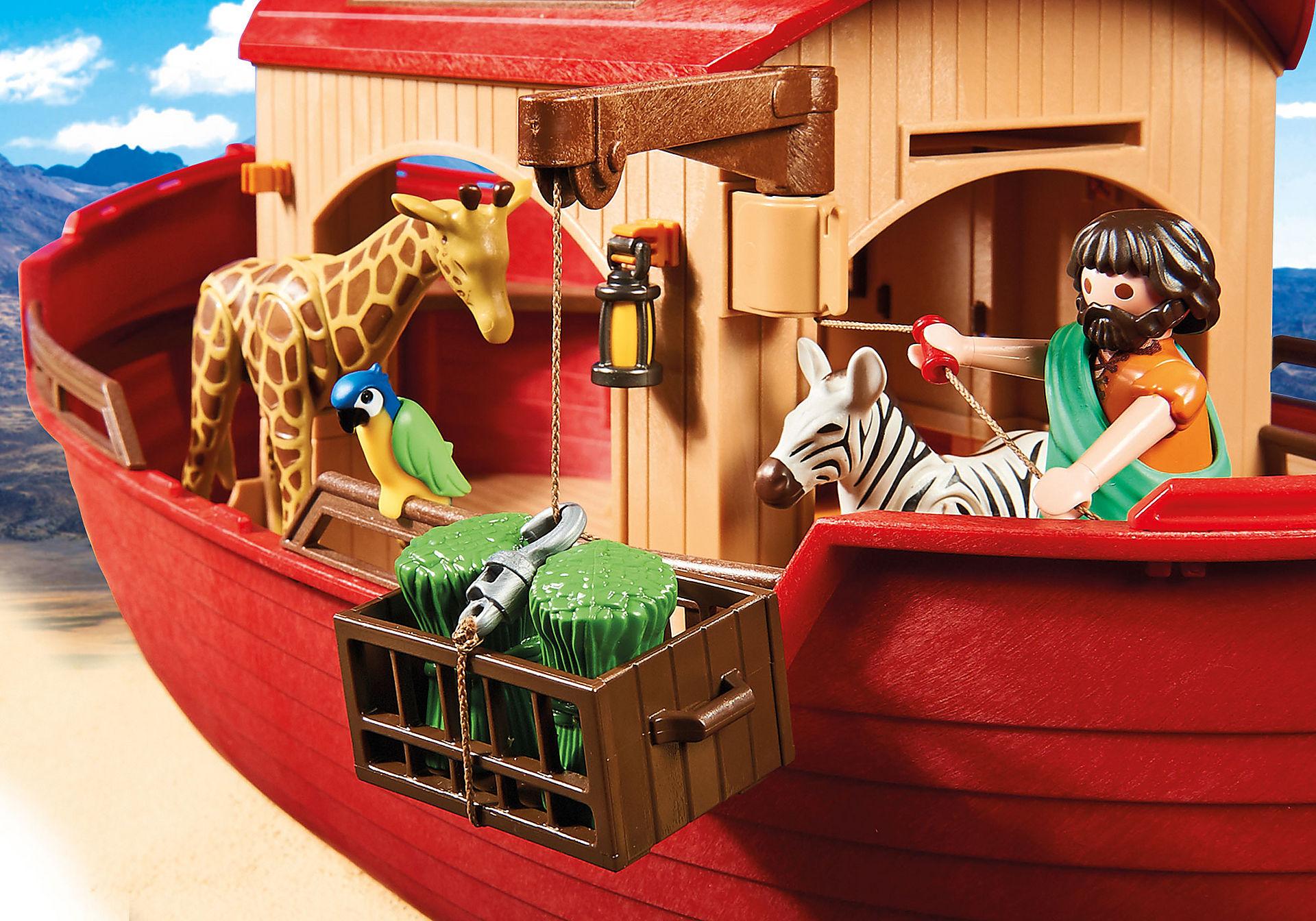 9373 Arche de Noé avec animaux zoom image6