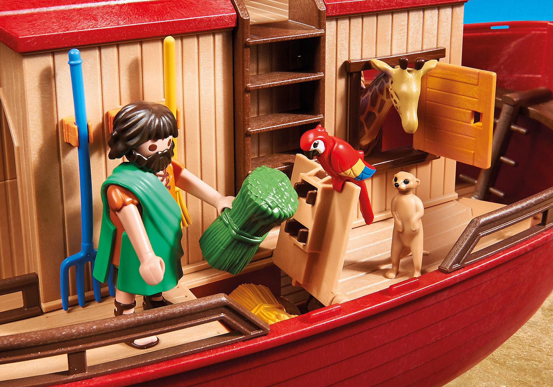 9373 Arche de Noé avec animaux zoom image8