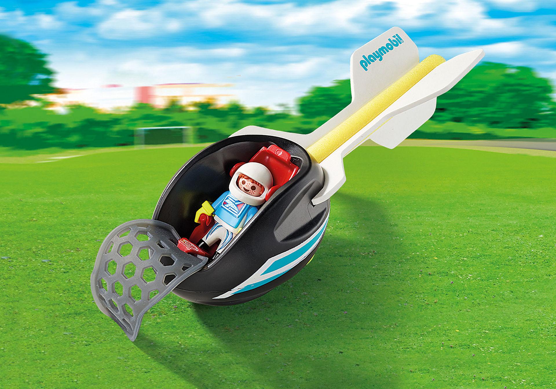 http://media.playmobil.com/i/playmobil/9374_product_detail/Ιπτάμενη ρουκέτα