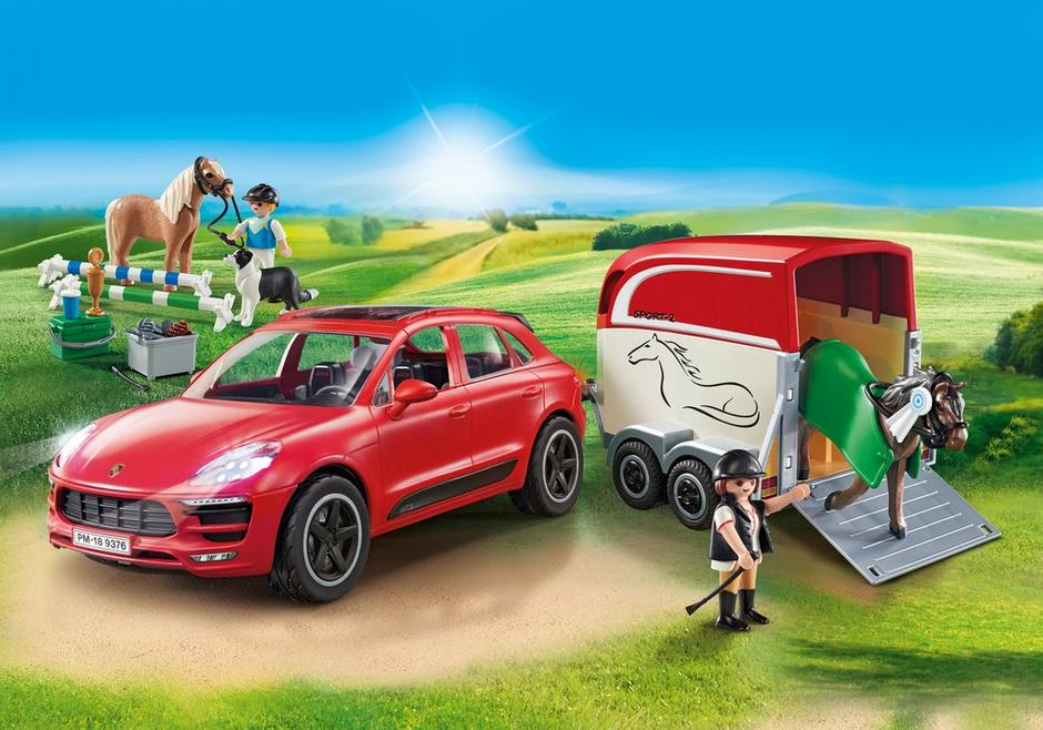 porsche macan gts 9376 playmobil belgi. Black Bedroom Furniture Sets. Home Design Ideas