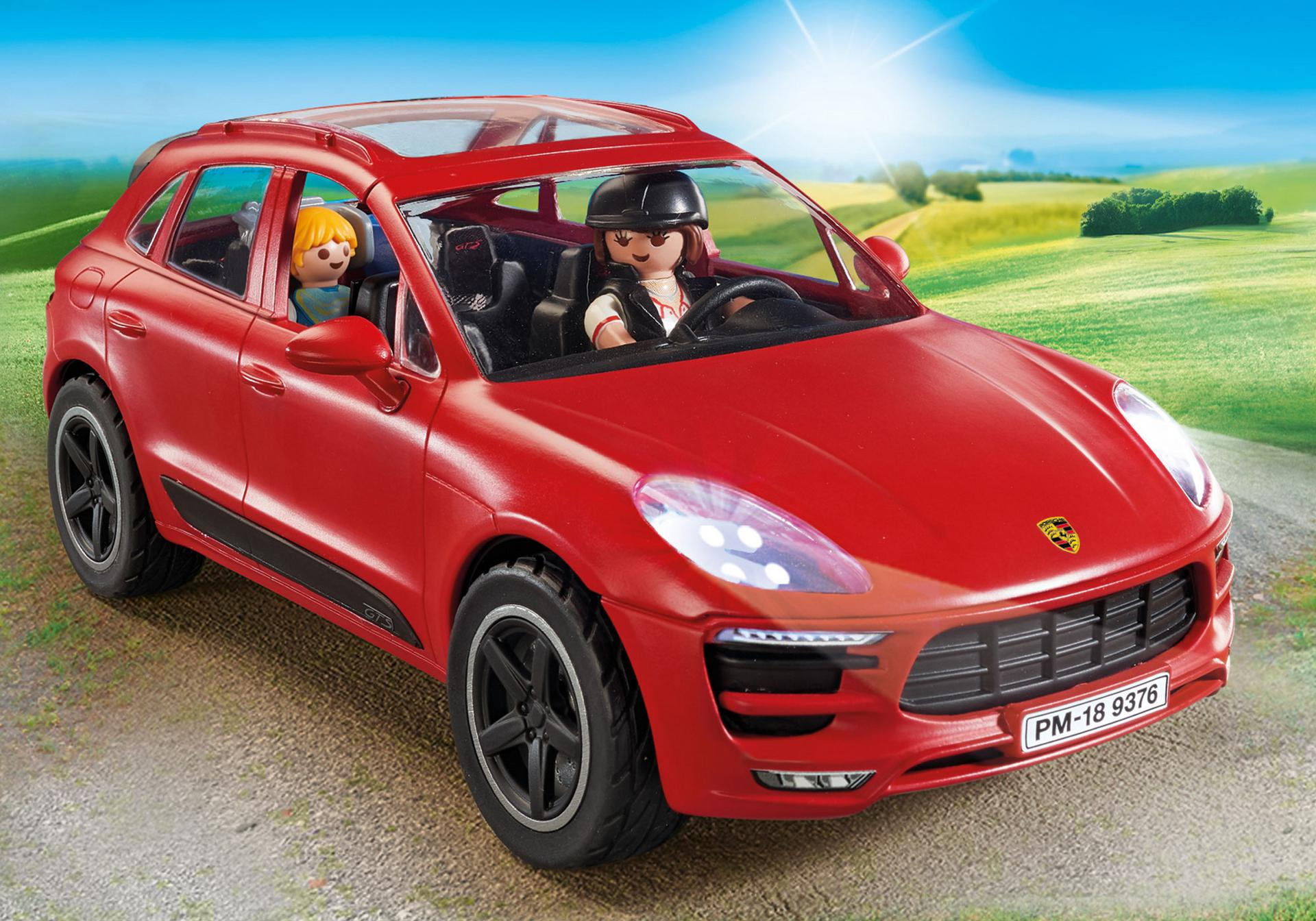 porsche macan gts 9376 playmobil deutschland. Black Bedroom Furniture Sets. Home Design Ideas