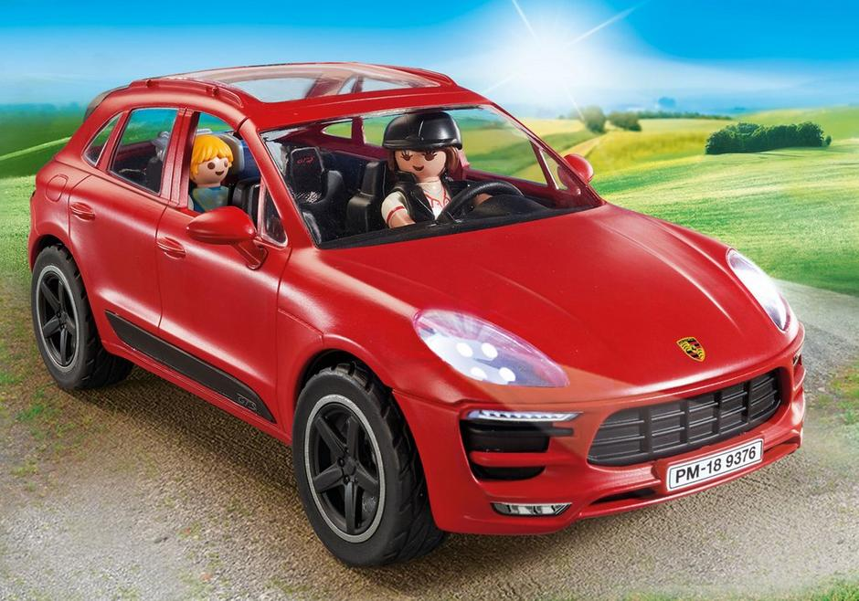 porsche macan gts 9376 playmobil. Black Bedroom Furniture Sets. Home Design Ideas