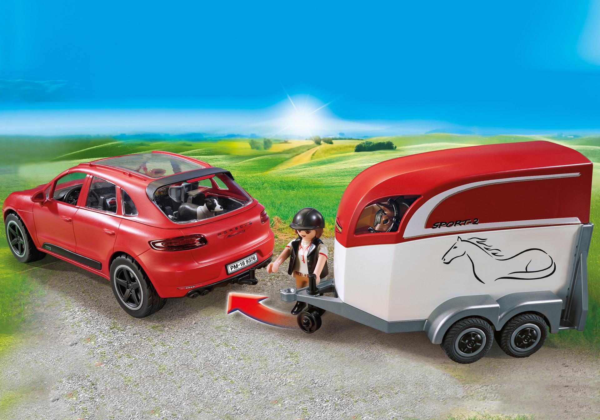 porsche macan gts 9376 playmobil. Black Bedroom Furniture Sets. Home Design Ideas