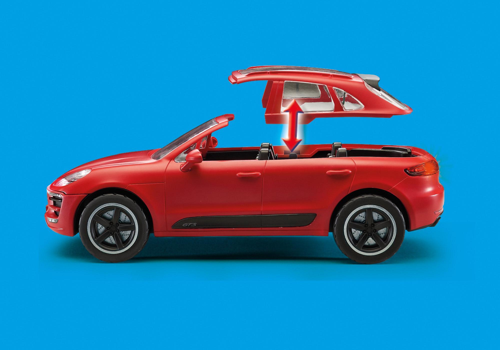 Porsche Macan Gts 9376 Playmobil Belgie