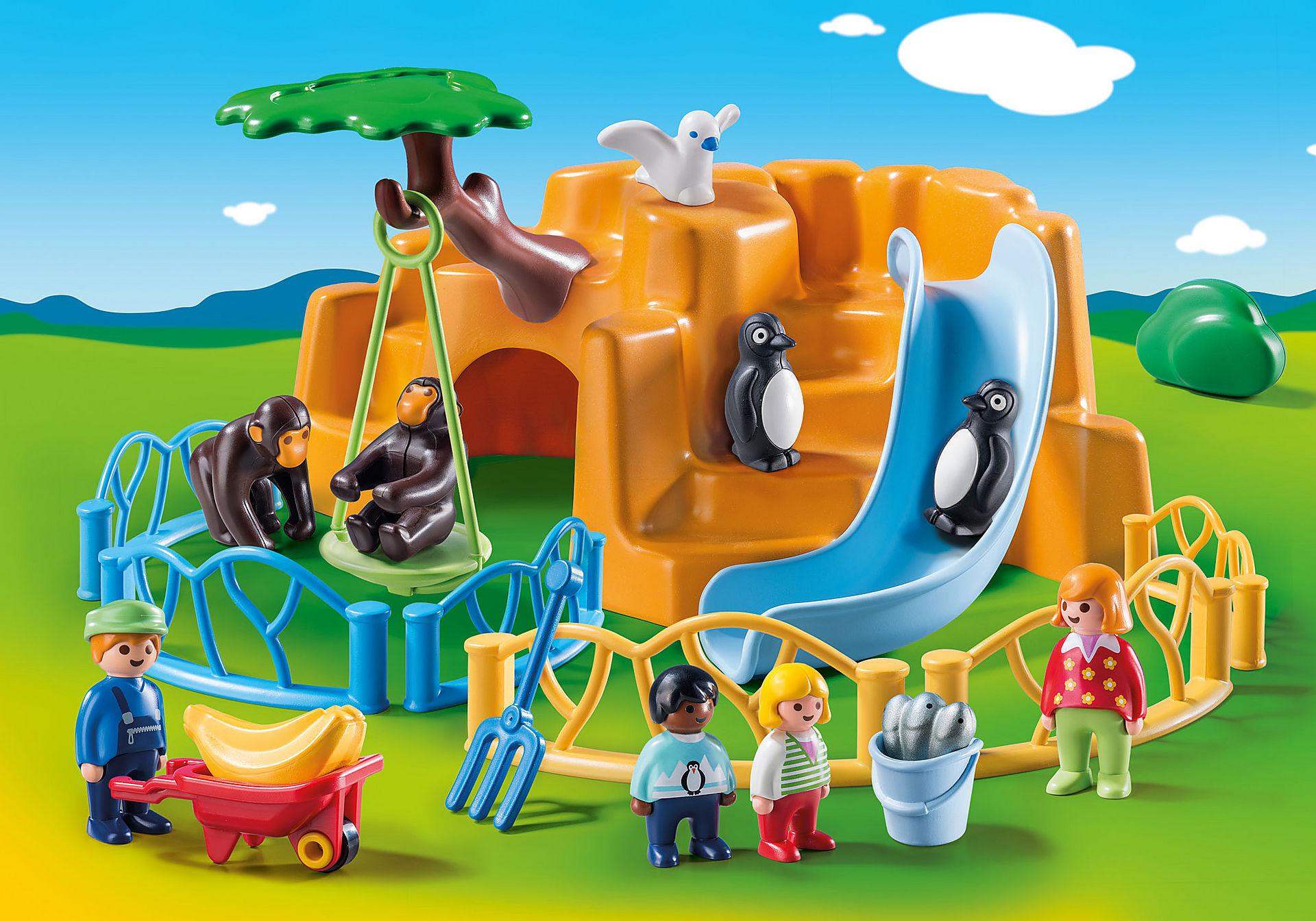 9377 Ζωολογικός Κήπος zoom image1