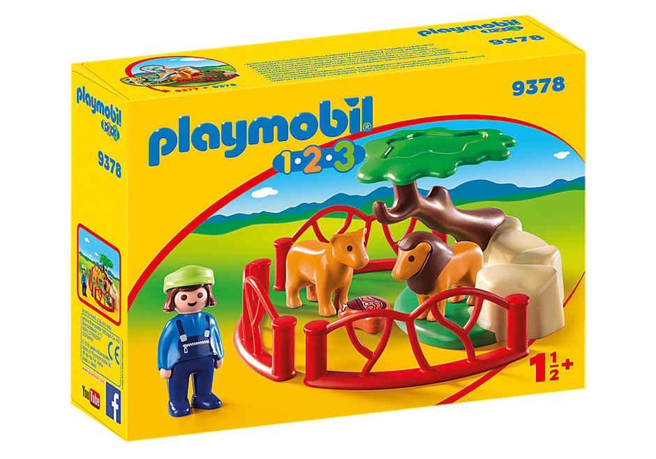 http://media.playmobil.com/i/playmobil/9378_product_box_front/1.2.3 Recinto Leones