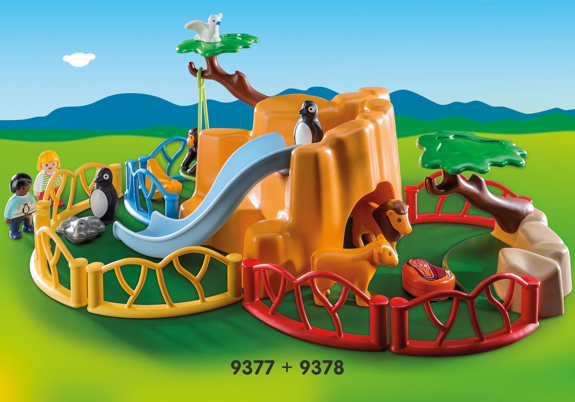 http://media.playmobil.com/i/playmobil/9378_product_extra1/Lion Enclosure