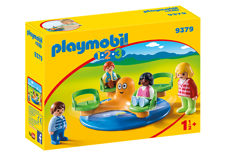 http://media.playmobil.com/i/playmobil/9379_product_box_front/Παιδικό καρουζέλ