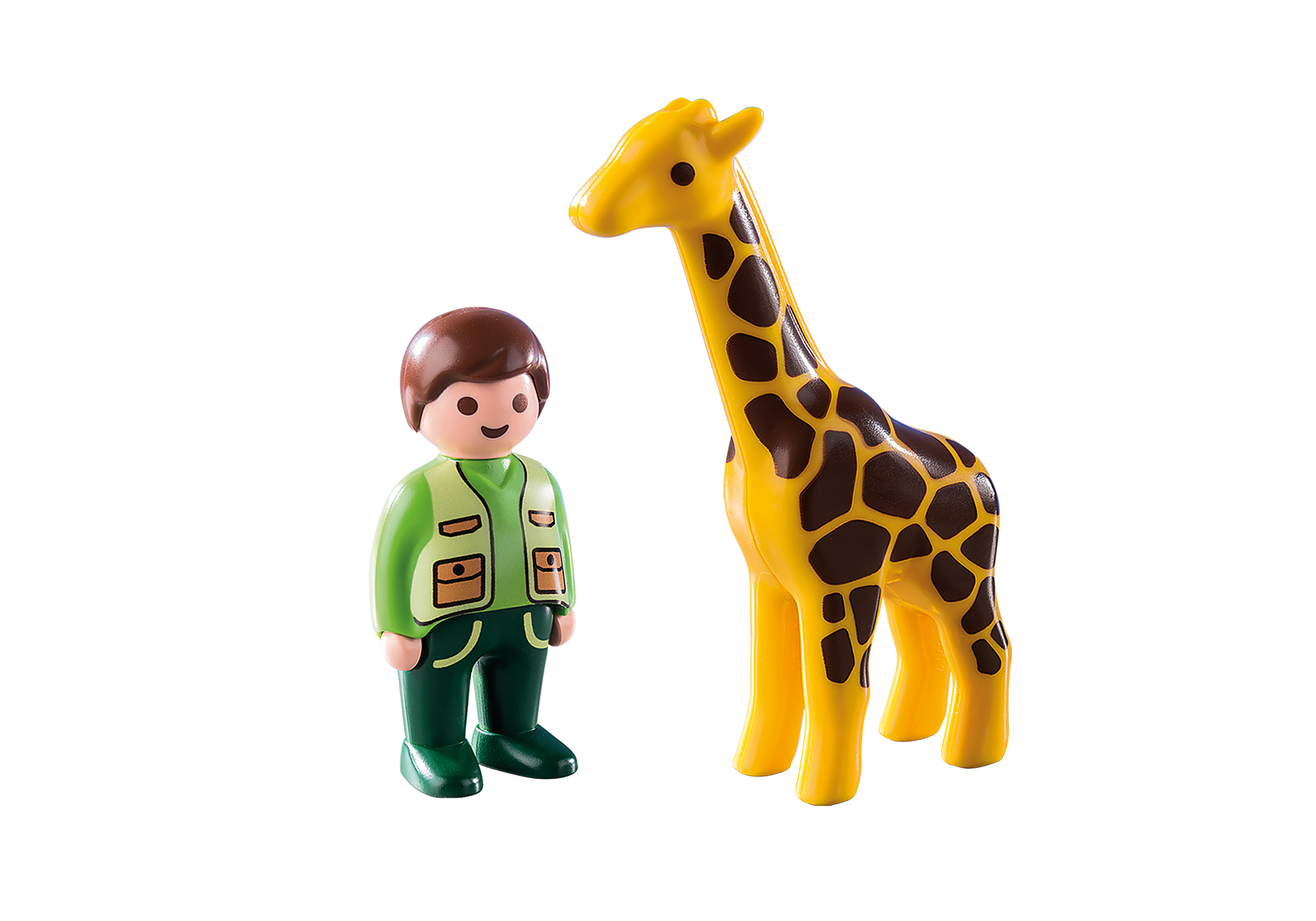 9380 Zookeeper with Giraffe zoom image4