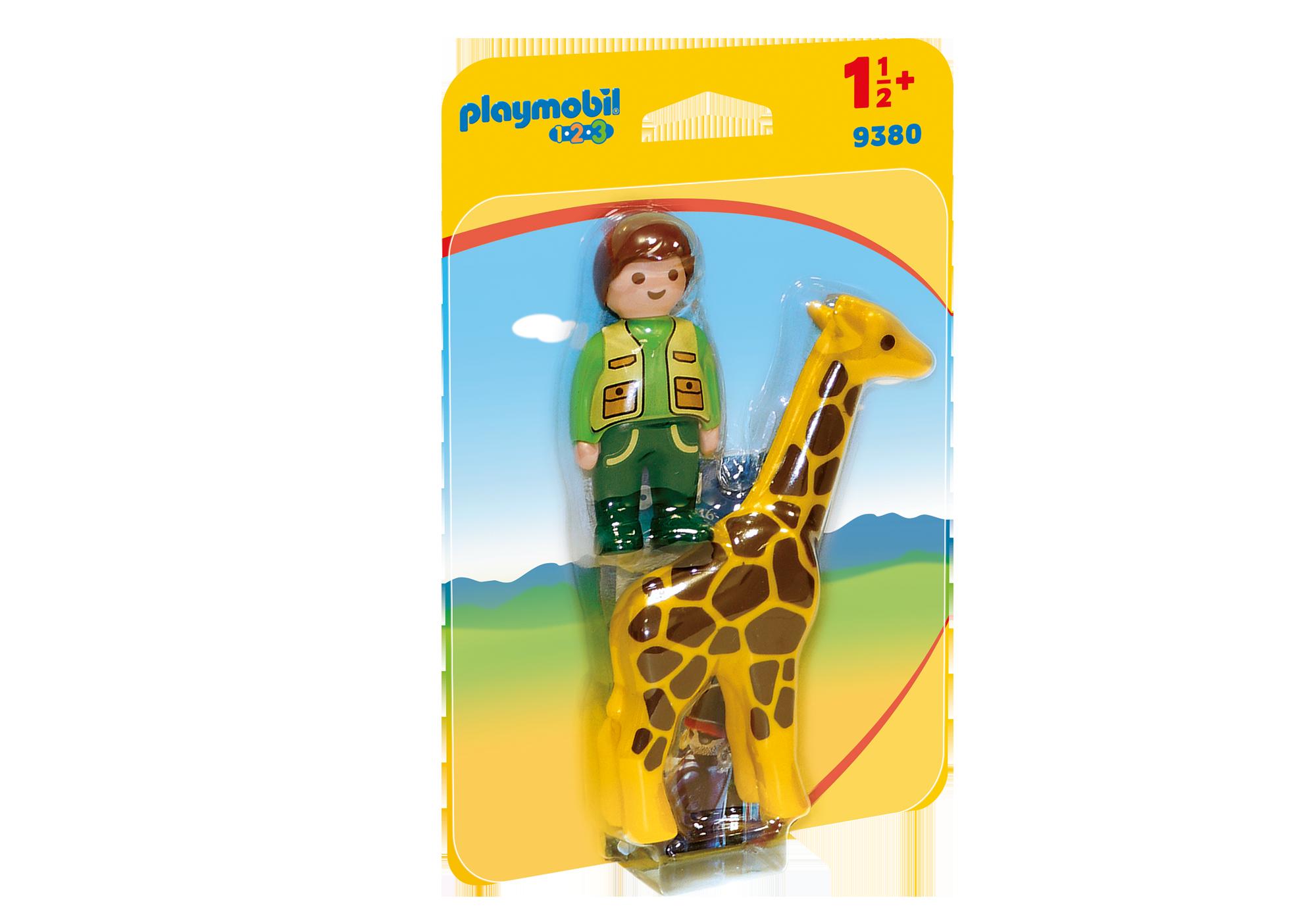 http://media.playmobil.com/i/playmobil/9380_product_box_front/Opiekun zwierząt z żyrafą