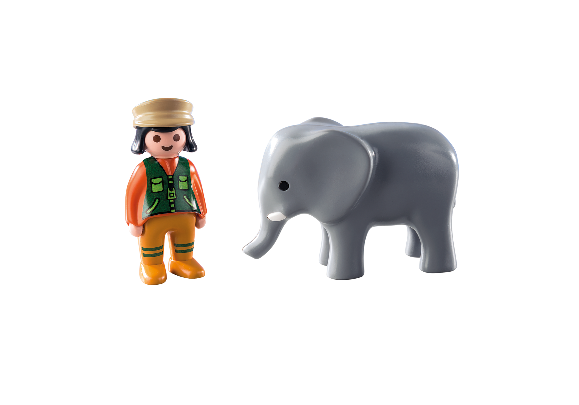 http://media.playmobil.com/i/playmobil/9381_product_box_back/Tierpflegerin mit Elefant
