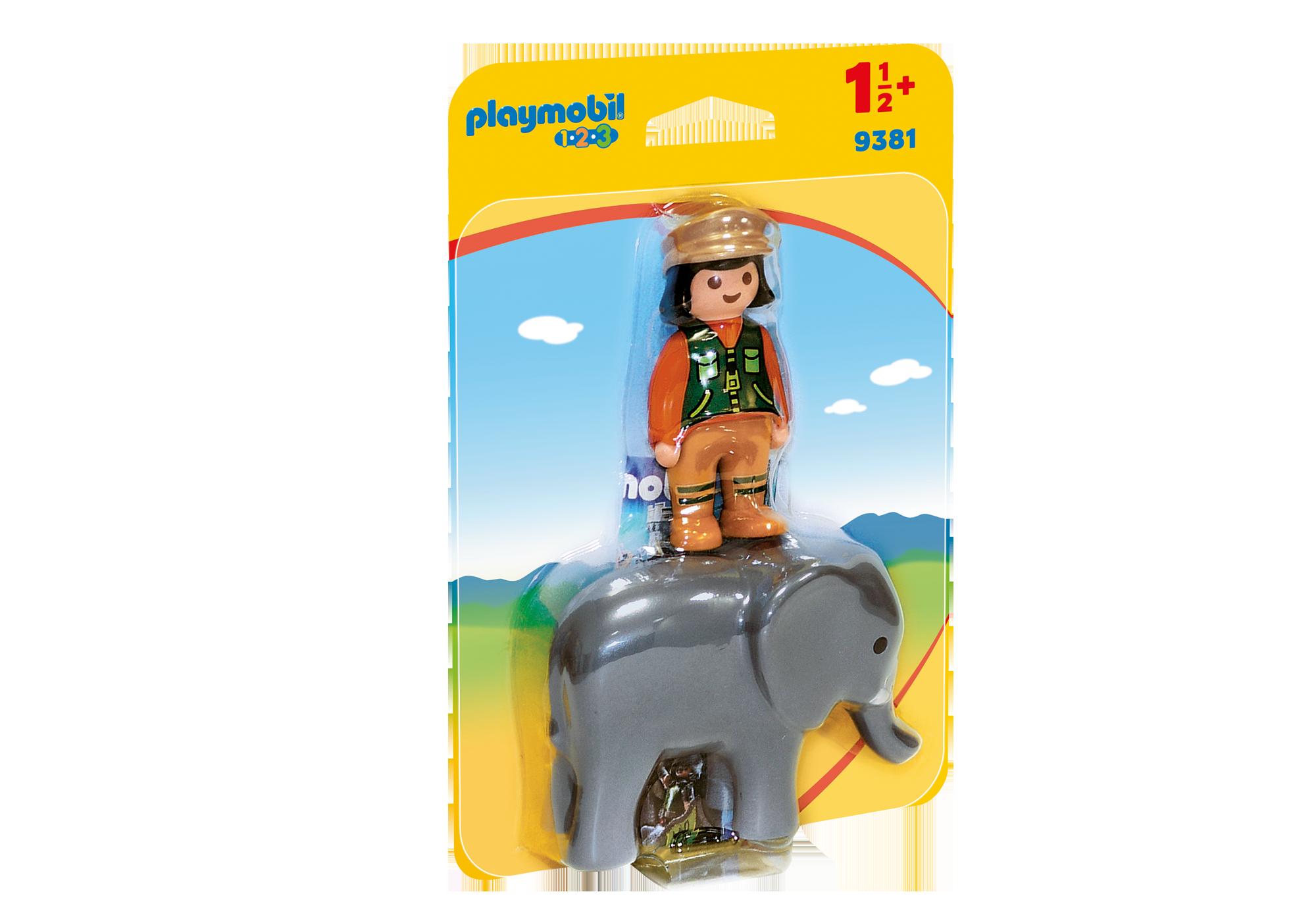 http://media.playmobil.com/i/playmobil/9381_product_box_front/1.2.3 Cuidadora con Elefante
