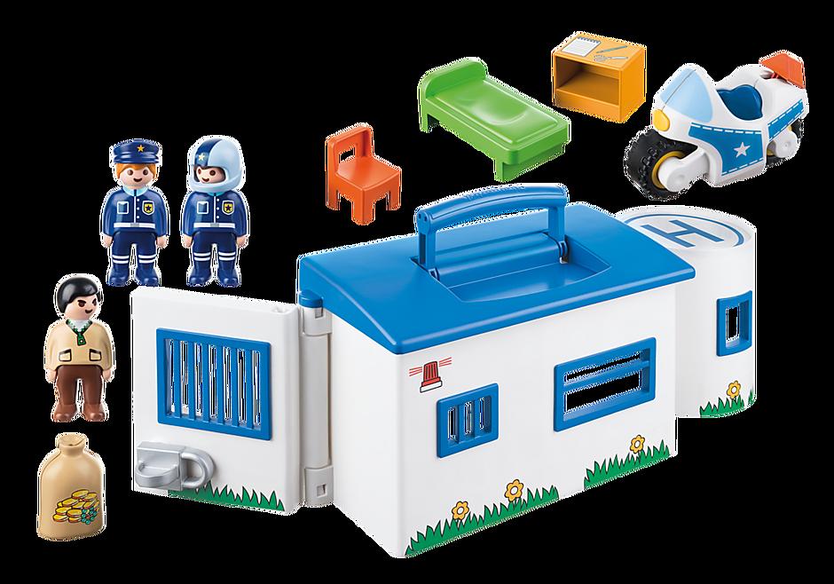 http://media.playmobil.com/i/playmobil/9382_product_box_back/1.2.3 Maleta Esquadra da Polícia