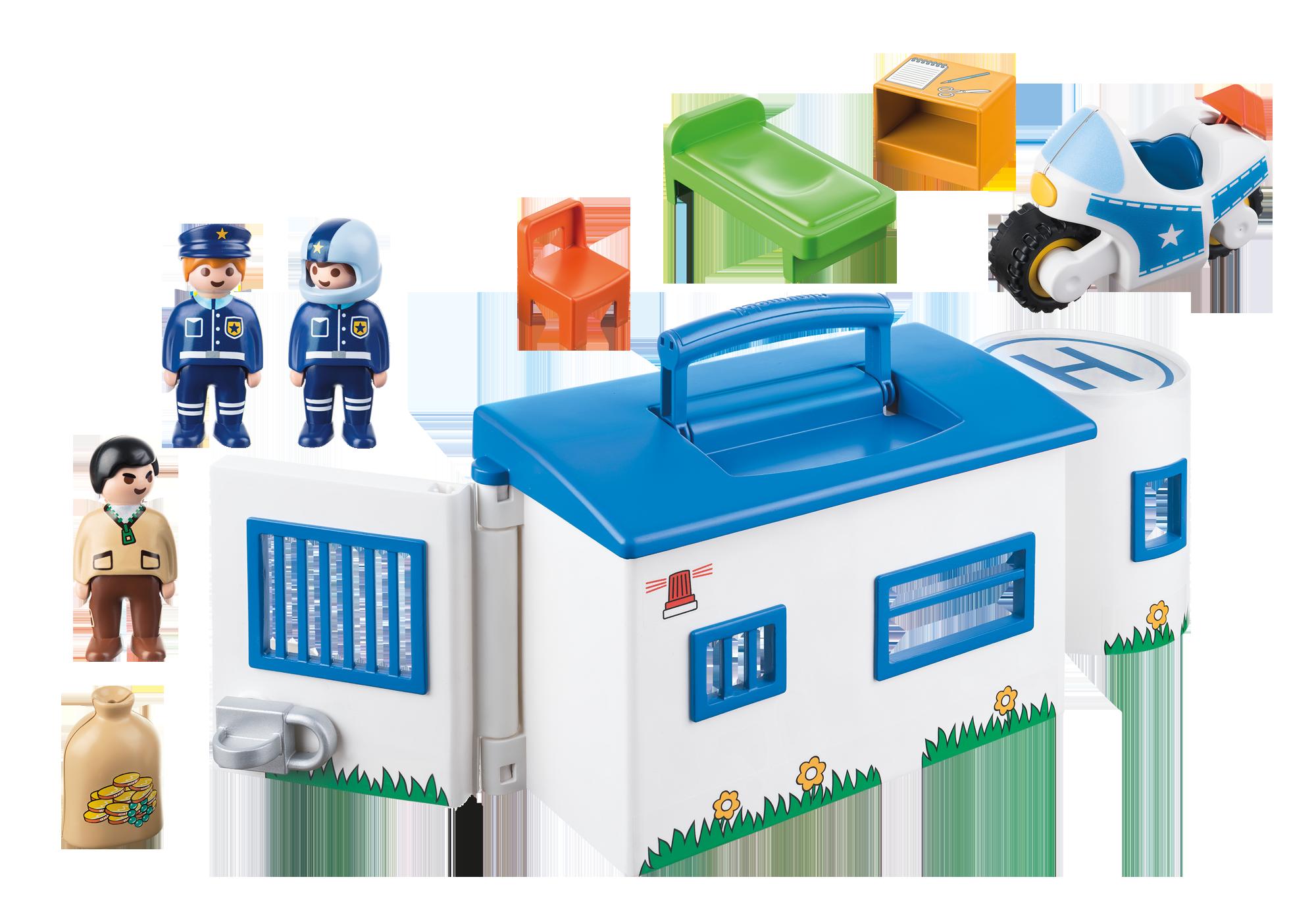 http://media.playmobil.com/i/playmobil/9382_product_box_back/Commissariat de police transportable