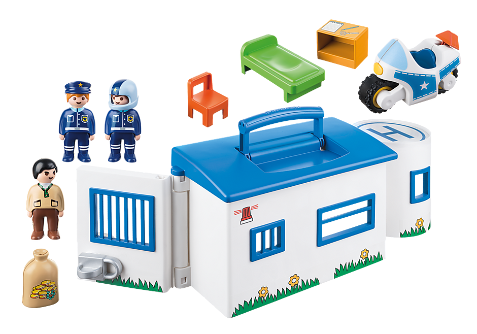 http://media.playmobil.com/i/playmobil/9382_product_box_back/Commissariat de police transportable