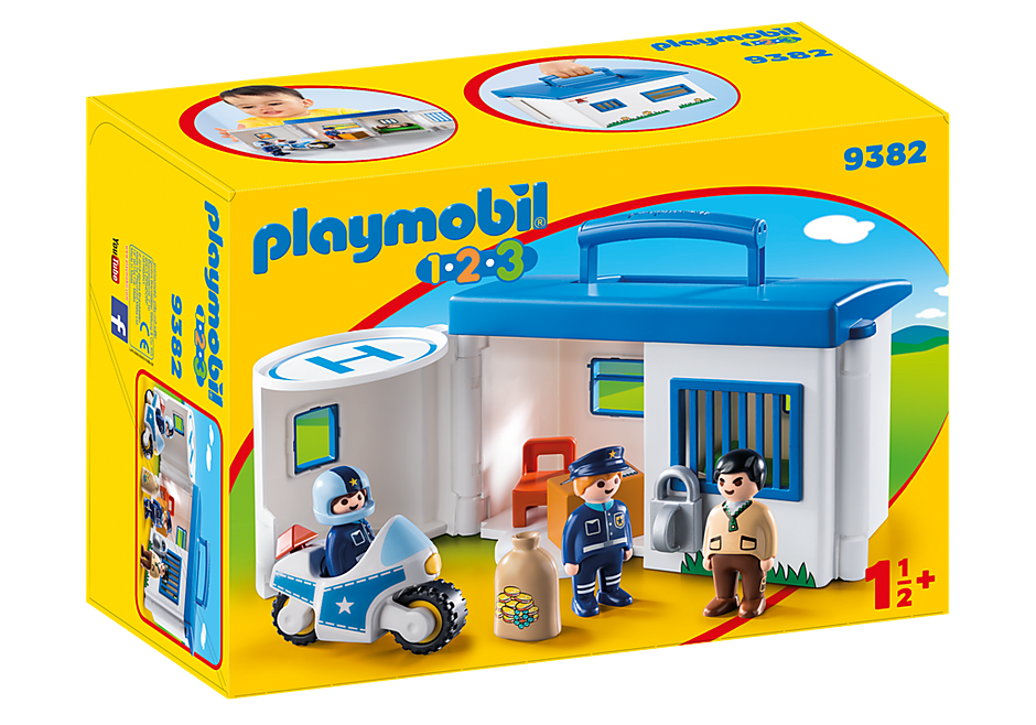 http://media.playmobil.com/i/playmobil/9382_product_box_front/Commissariat de police transportable