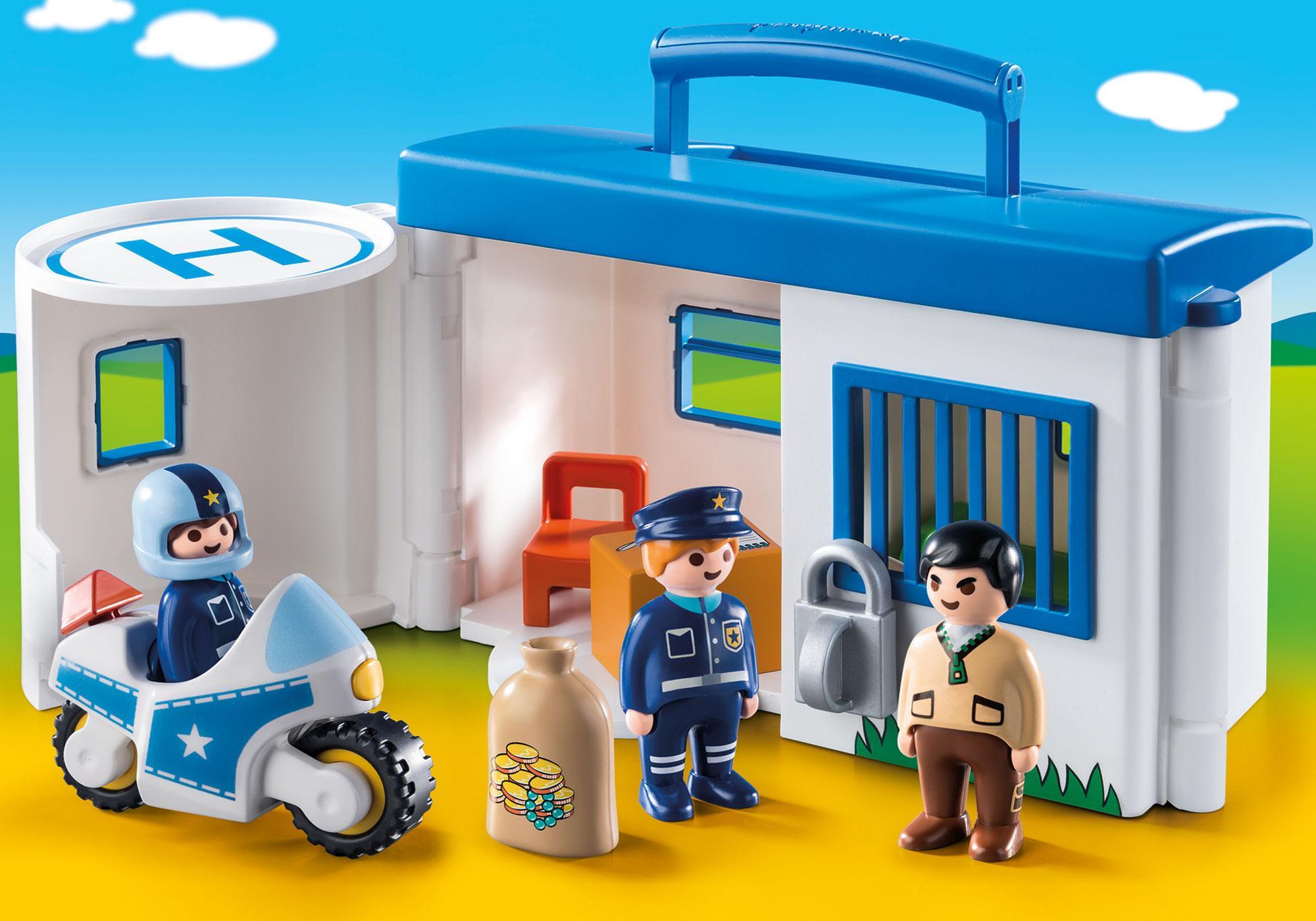 http://media.playmobil.com/i/playmobil/9382_product_detail/Przenośny komisariat policji