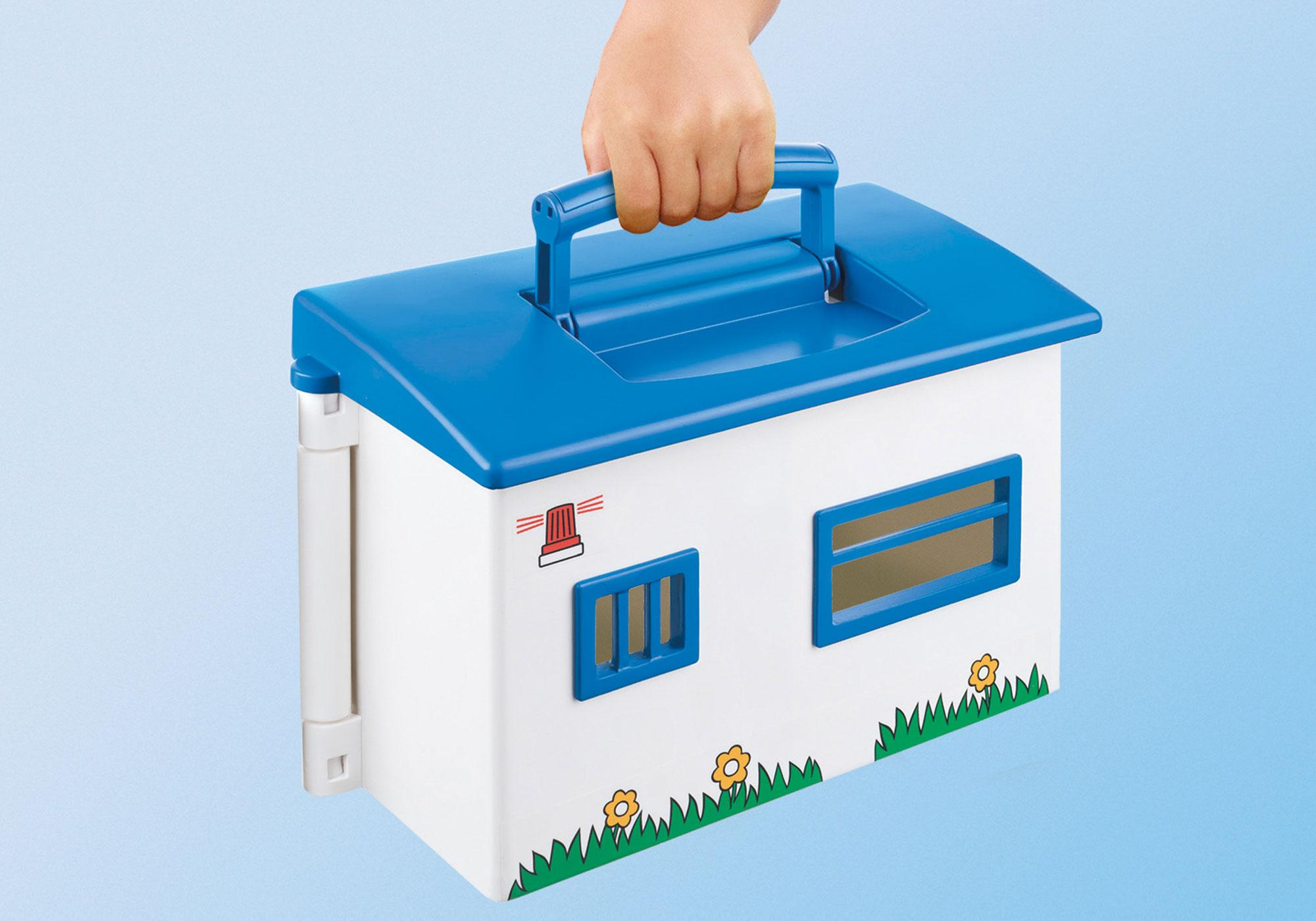 http://media.playmobil.com/i/playmobil/9382_product_extra3/Commissariat de police transportable