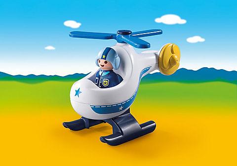 9383 Politiehelikopter