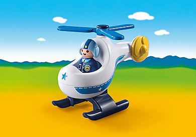 9383 Rendőrségi kishelikopter