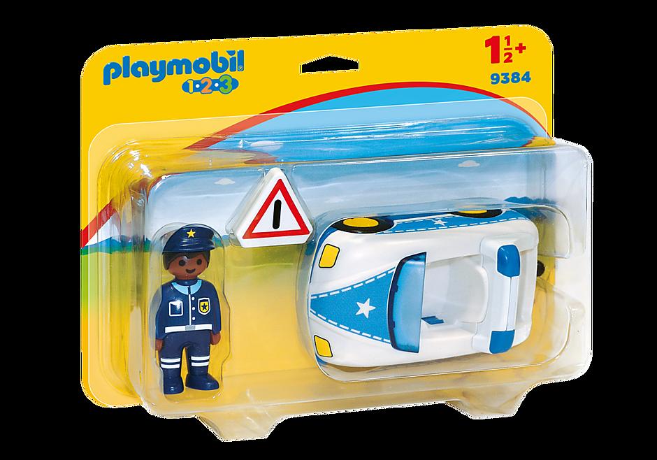 9384 Polizeiauto detail image 3