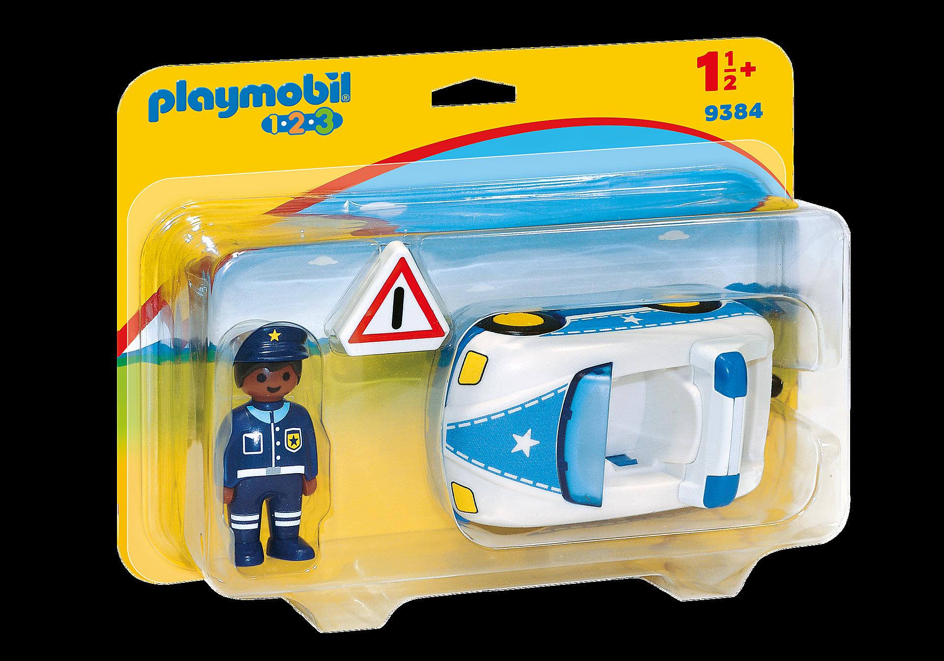 9384 Polizeiauto zoom image3