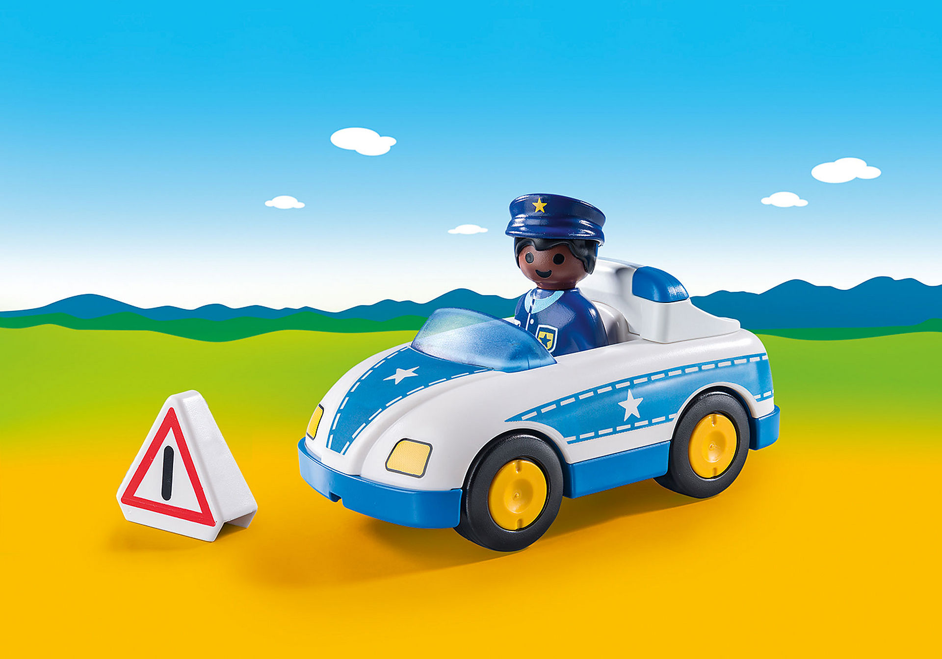 9384 Polizeiauto zoom image1