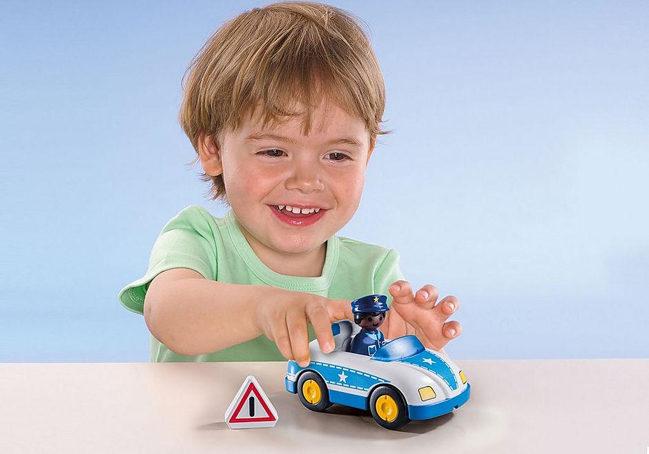 9384 1.2.3 Carro da Polícia detail image 4