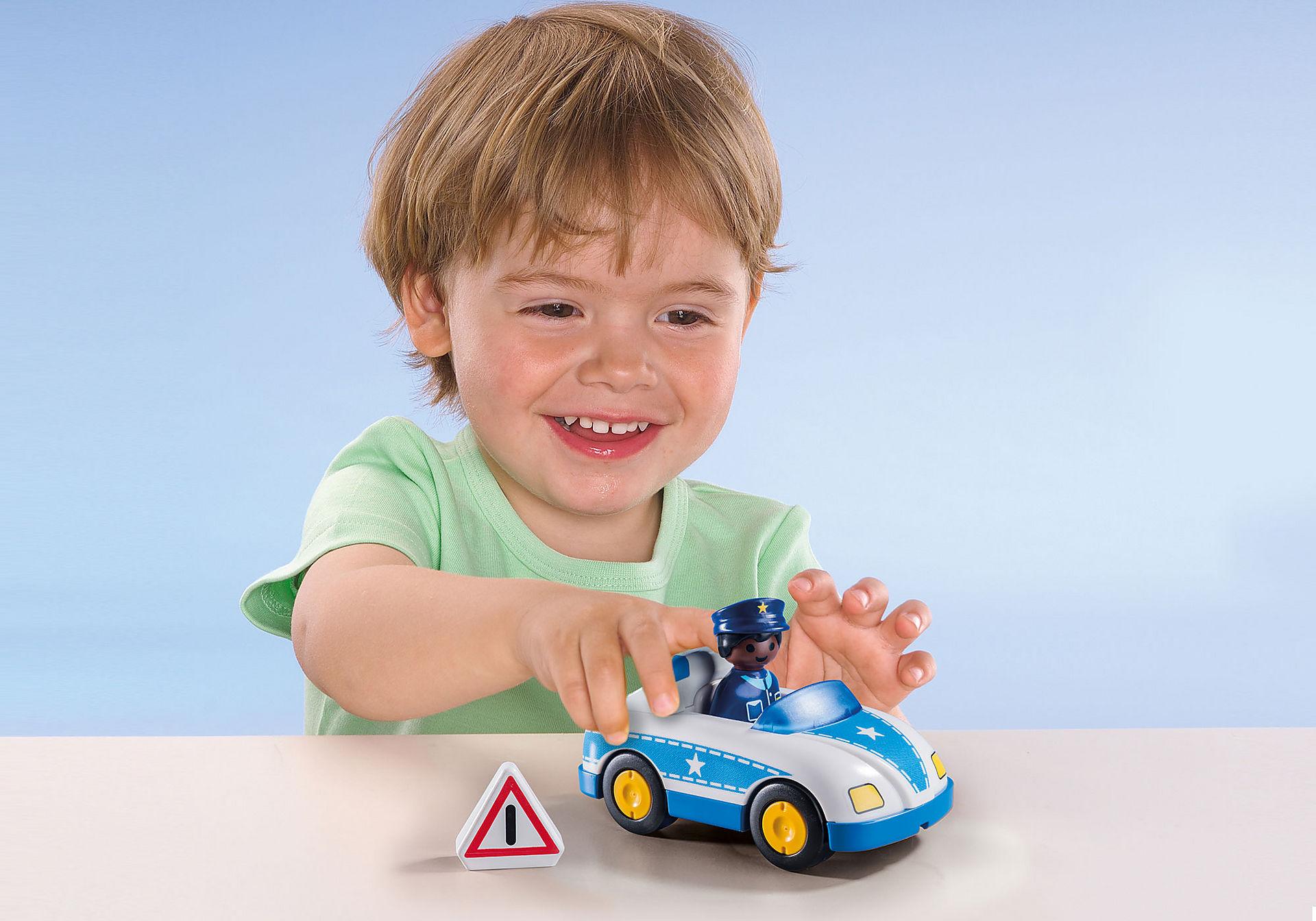 9384 1.2.3 Carro da Polícia zoom image4
