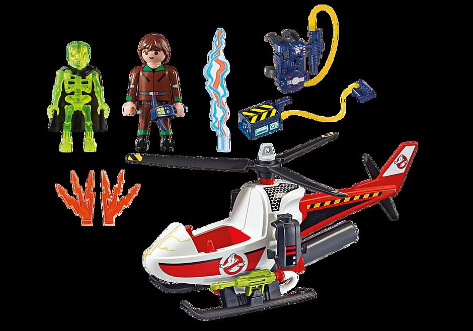 http://media.playmobil.com/i/playmobil/9385_product_box_back/Venkman com Helicóptero