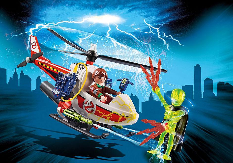 9385 Venkman med helikopter detail image 1