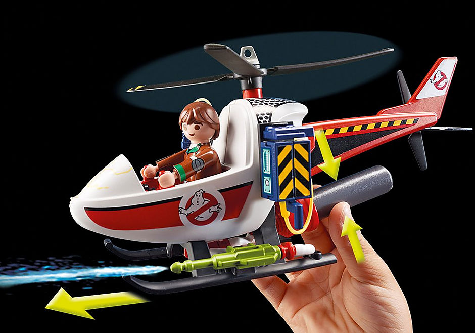 9385 Venkman with Helicopter detail image 5