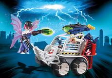 Playmobil Spengler With Cage Car 9386