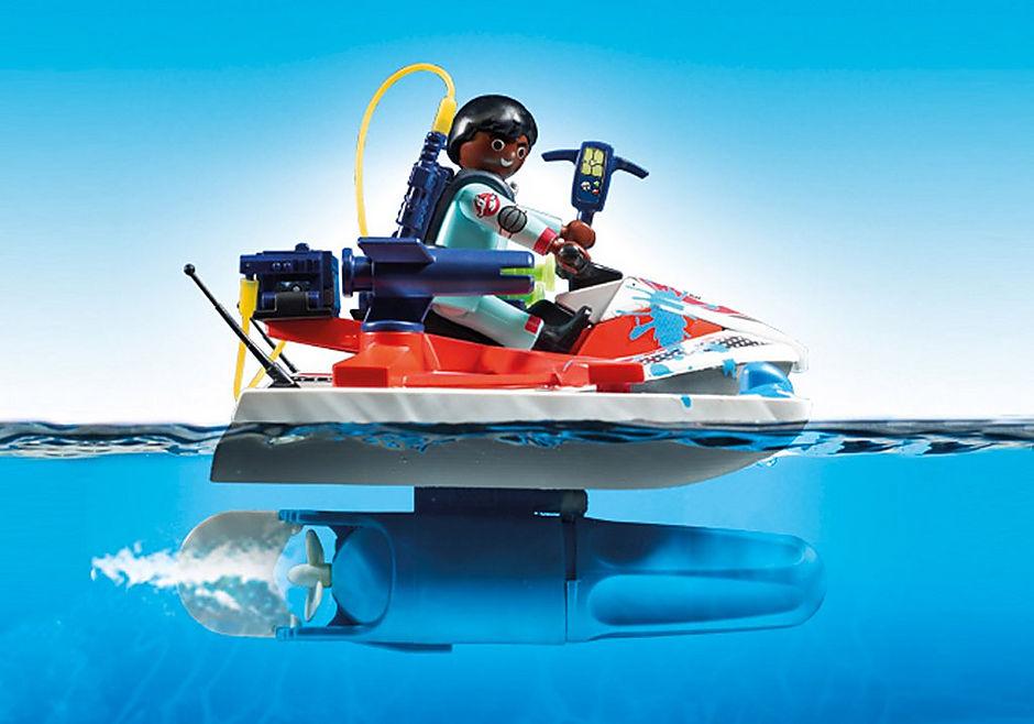 http://media.playmobil.com/i/playmobil/9387_product_extra3/Δρ. Ζέντμορ με Aqua Scooter