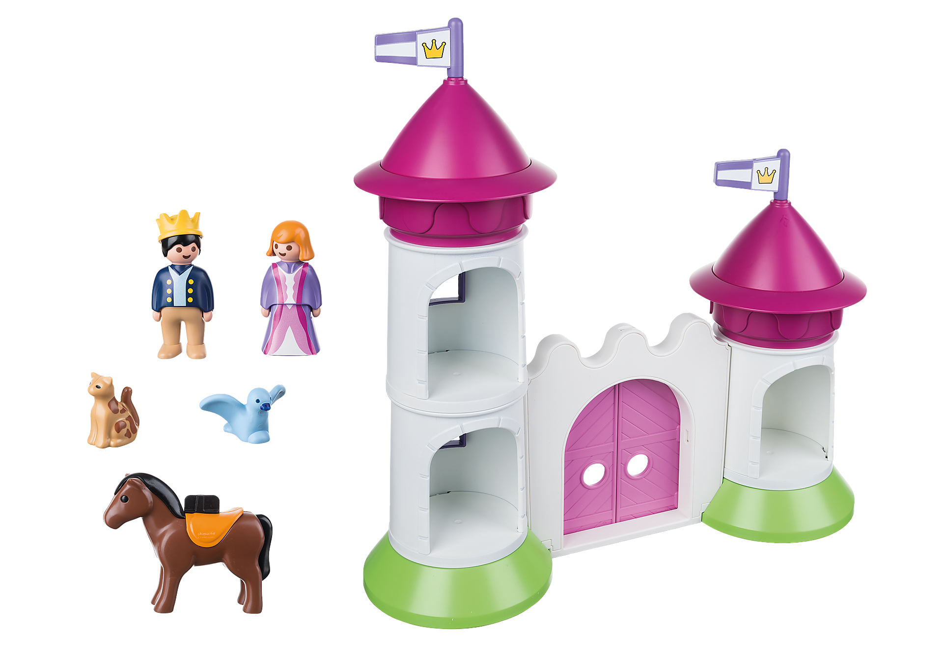 http://media.playmobil.com/i/playmobil/9389_product_box_back/1.2.3 Castillo con Torre Apilable