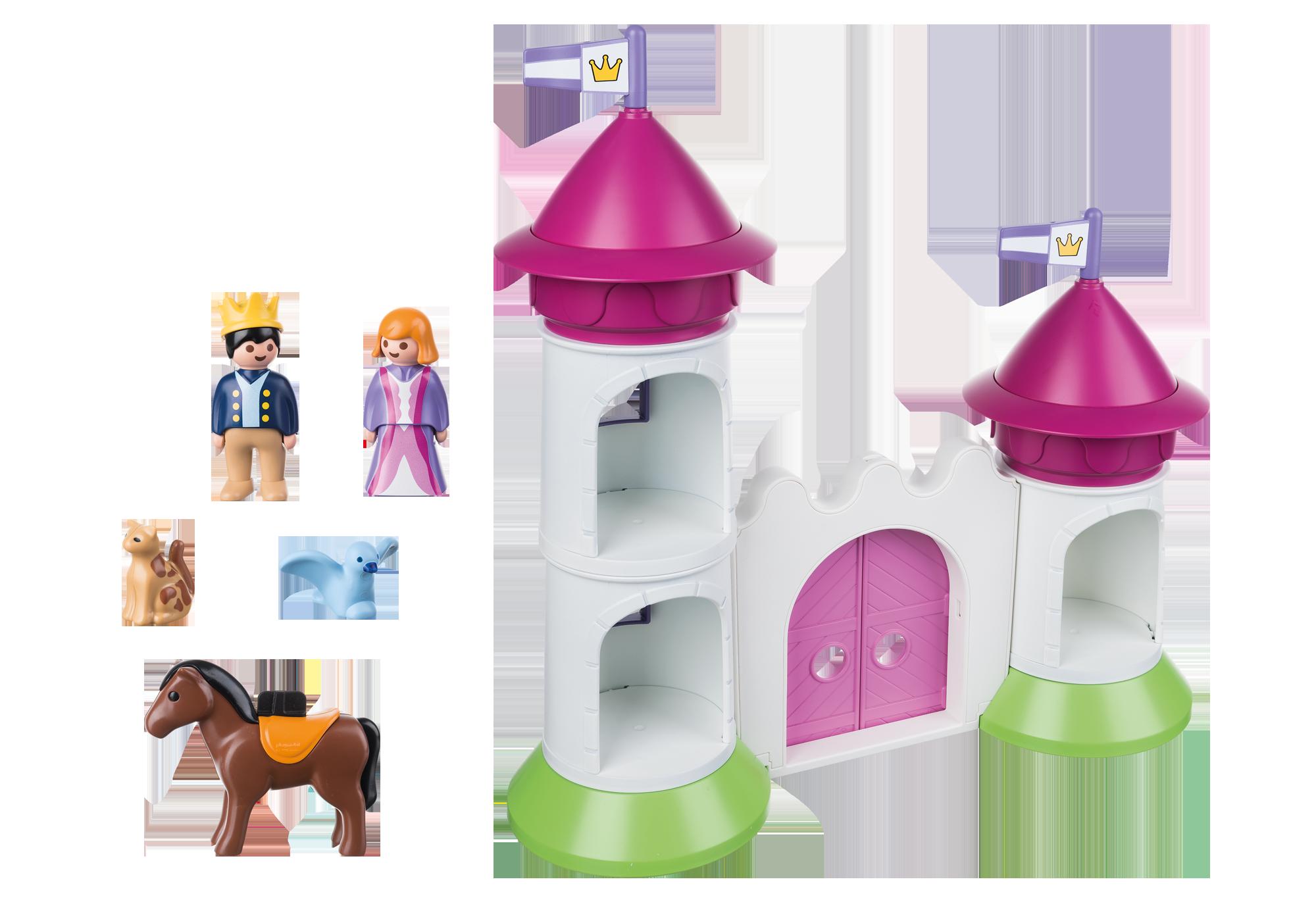 http://media.playmobil.com/i/playmobil/9389_product_box_back/Château de princesse avec tours empilables