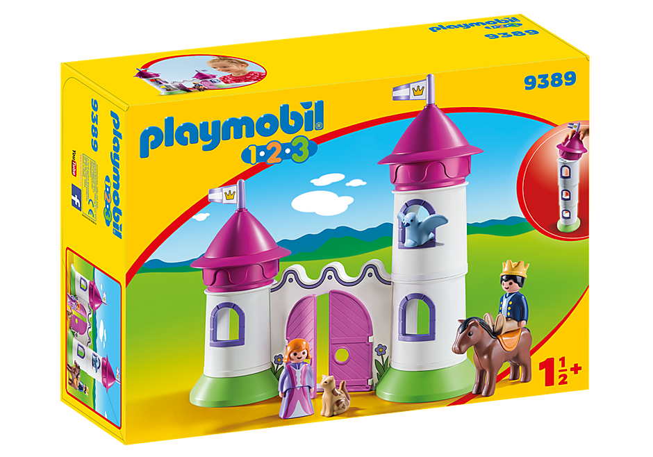 http://media.playmobil.com/i/playmobil/9389_product_box_front/Κάστρο με στοιβαζόμενους πύργους