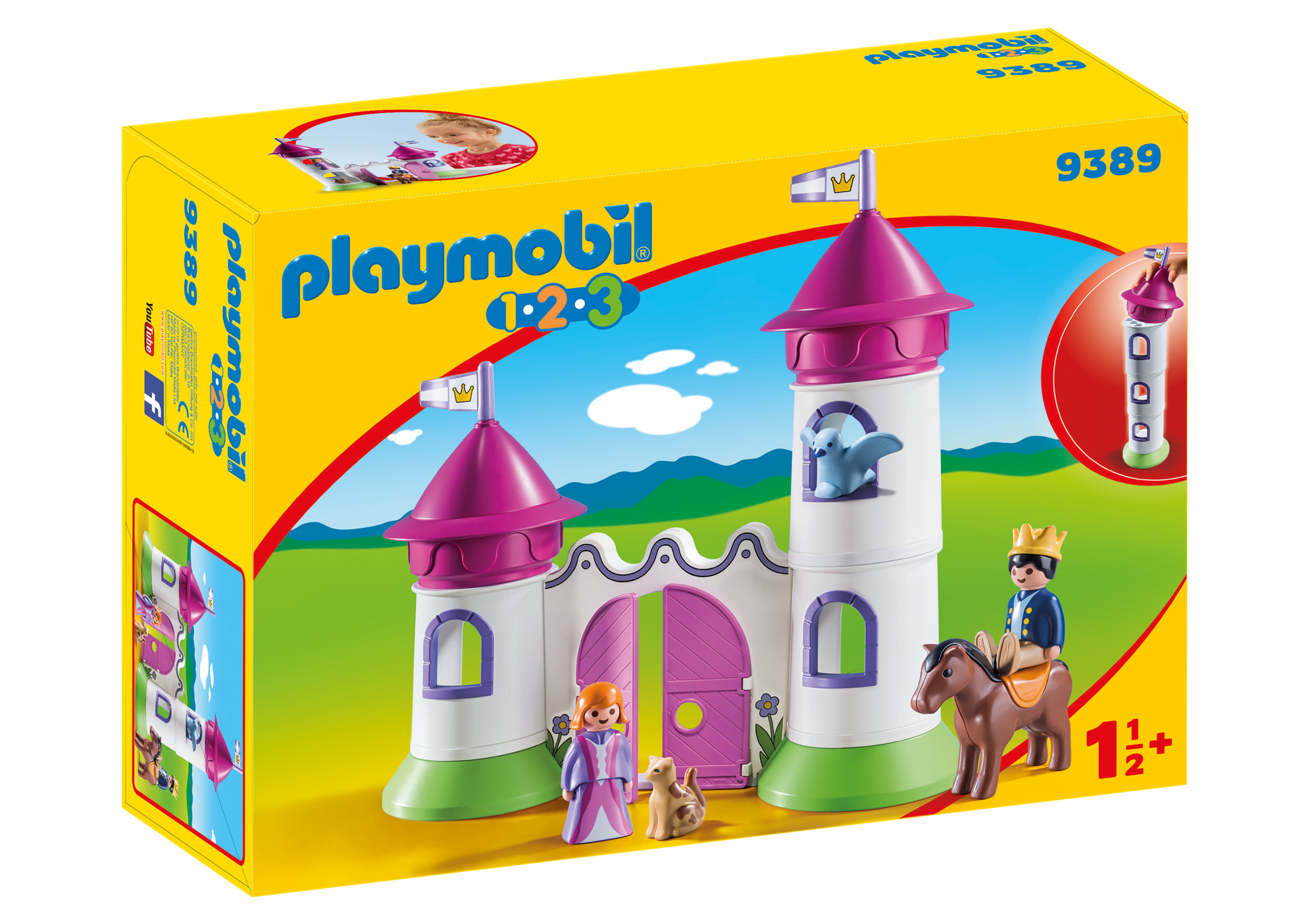 http://media.playmobil.com/i/playmobil/9389_product_box_front/1.2.3 Castillo con Torre Apilable