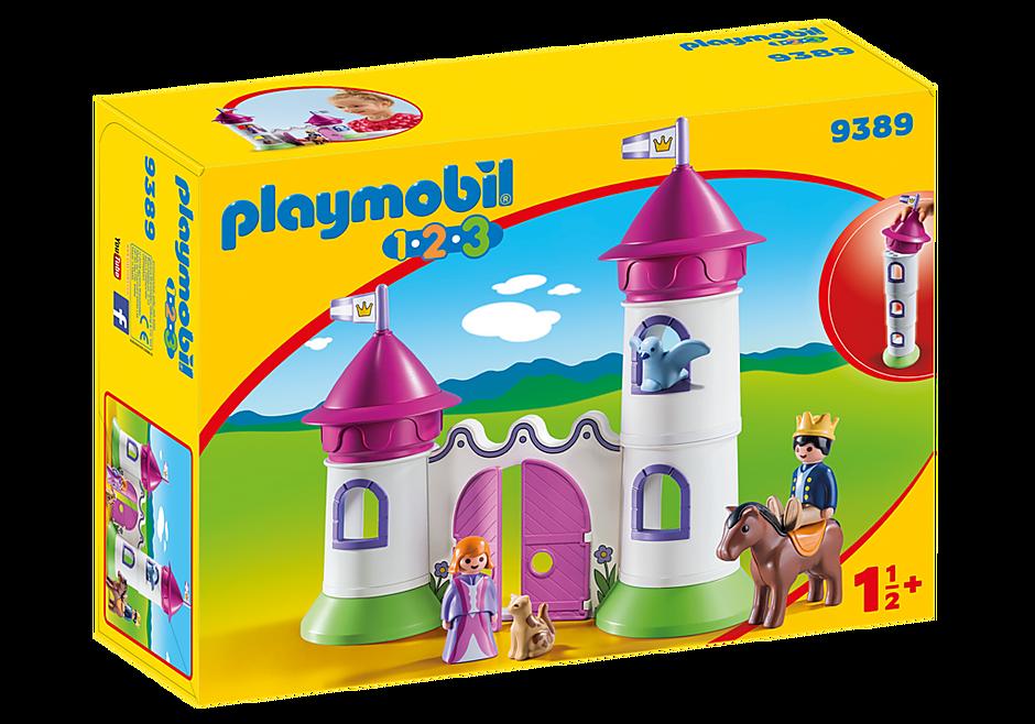 http://media.playmobil.com/i/playmobil/9389_product_box_front/Zameczek z wieżą do układania