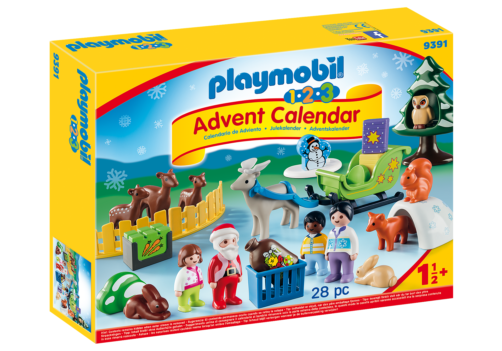 "http://media.playmobil.com/i/playmobil/9391_product_box_front/1.2.3 Adventskalender ""Jul i djurens skog"""