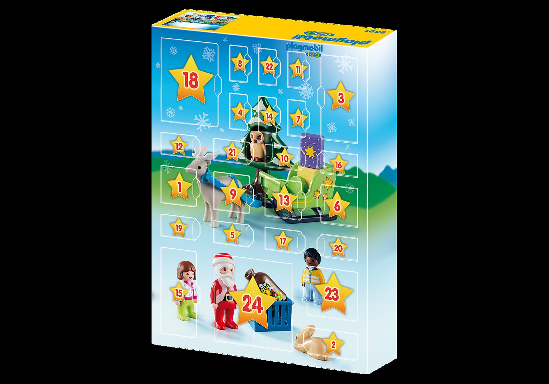 9391 Calendario dell'Avvento 1.2.3 'Natale nel bosco degli animali' zoom image4