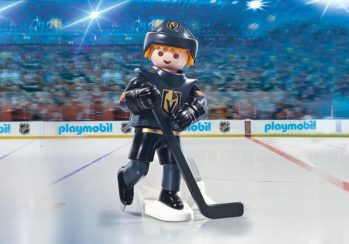 37bc93ce0 NHL® Pittsburgh Penguins® Goalie - 9028 - PLAYMOBIL® USA