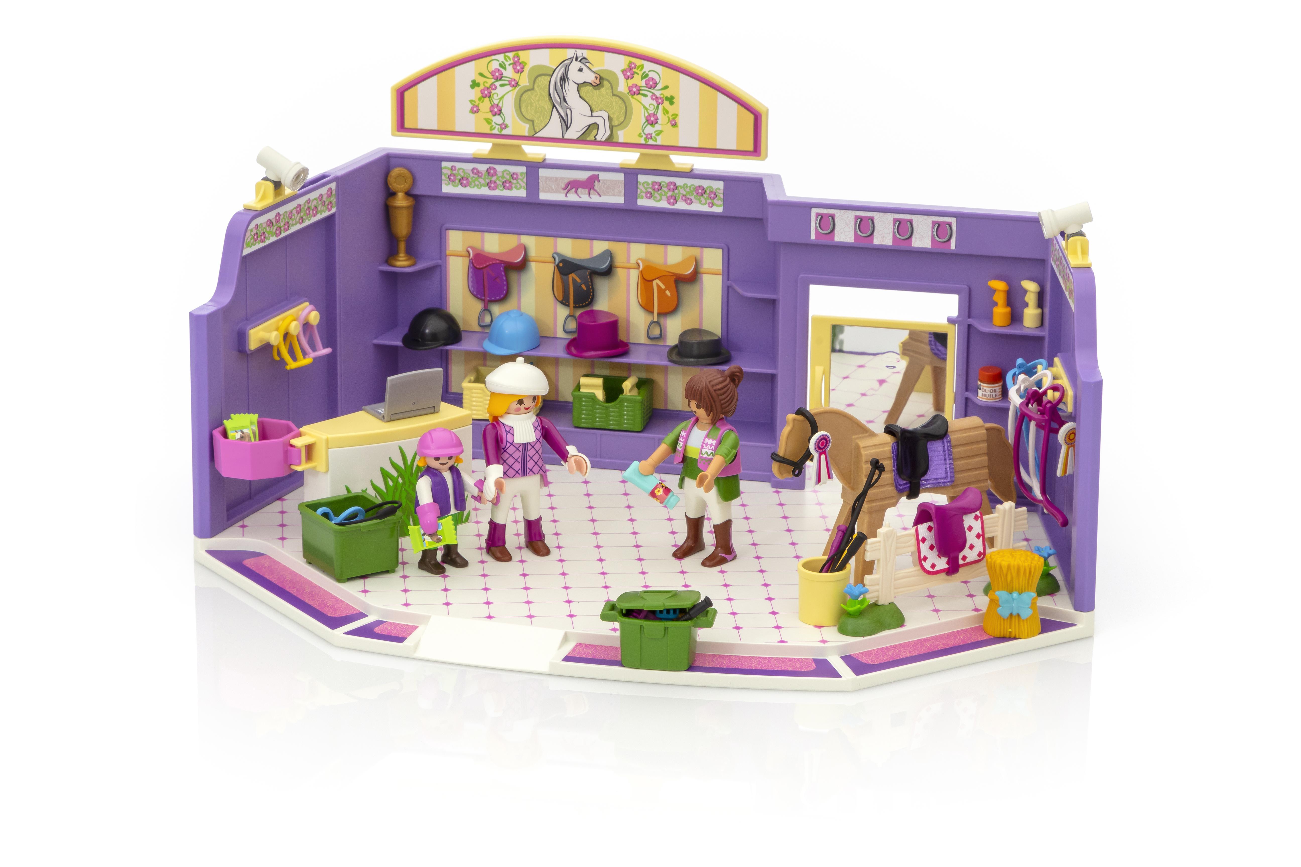 Boutique D Equitation 9401 Playmobil Belgie
