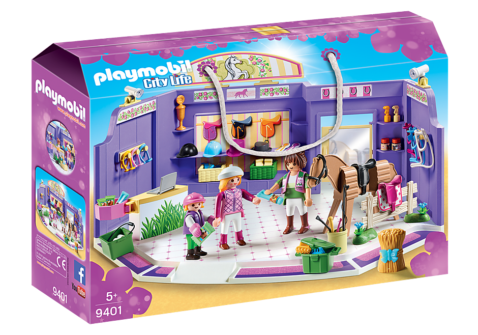 9401 Horse Tack Shop detail image 3