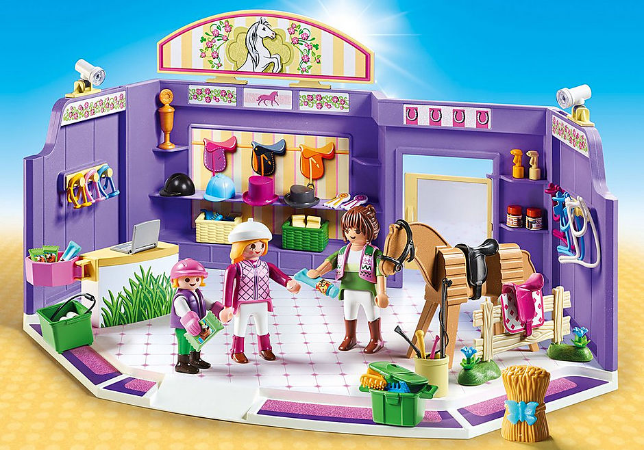 9401 Rideudstyrsbutik detail image 1