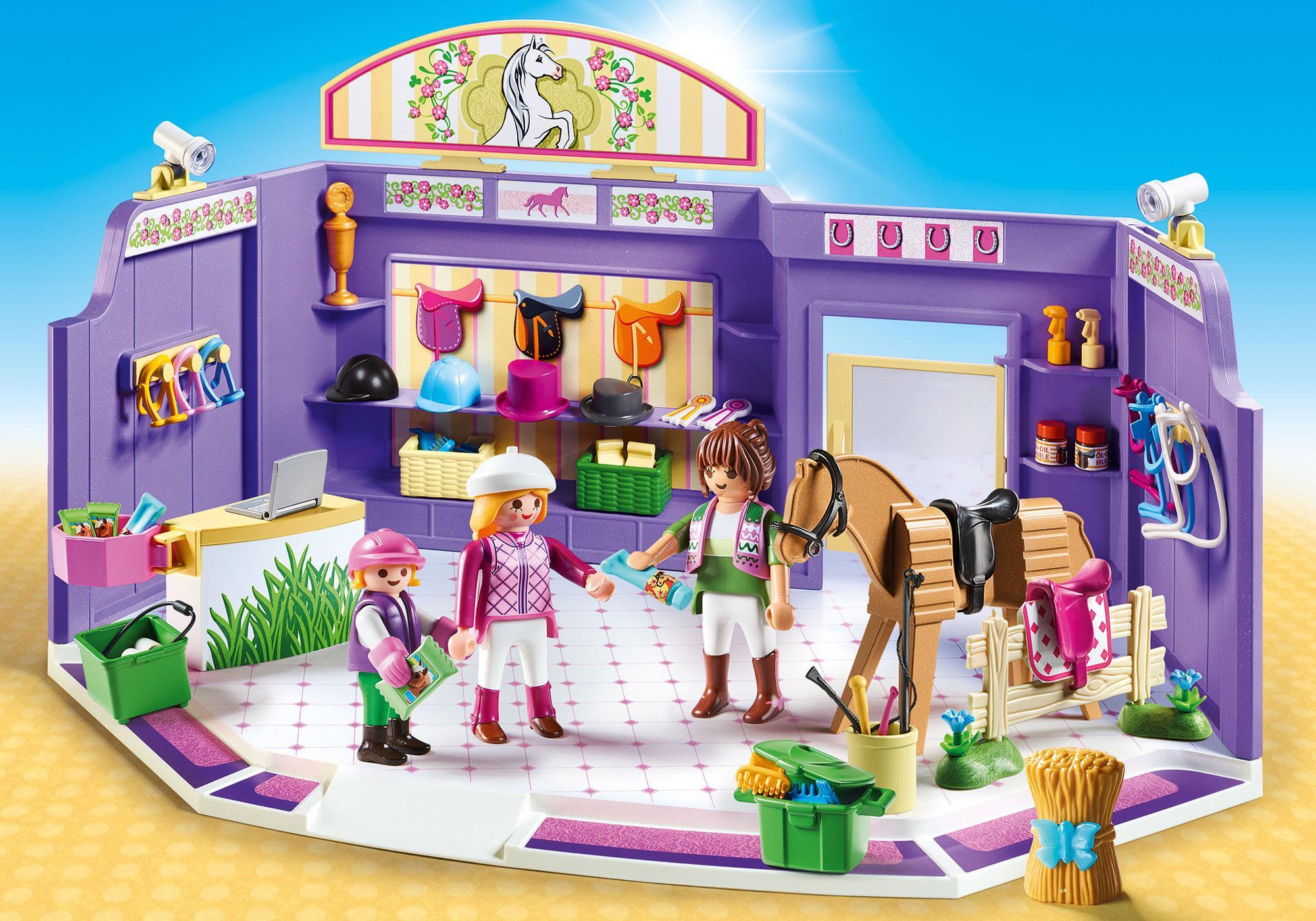 http://media.playmobil.com/i/playmobil/9401_product_detail/Tienda de Equitación