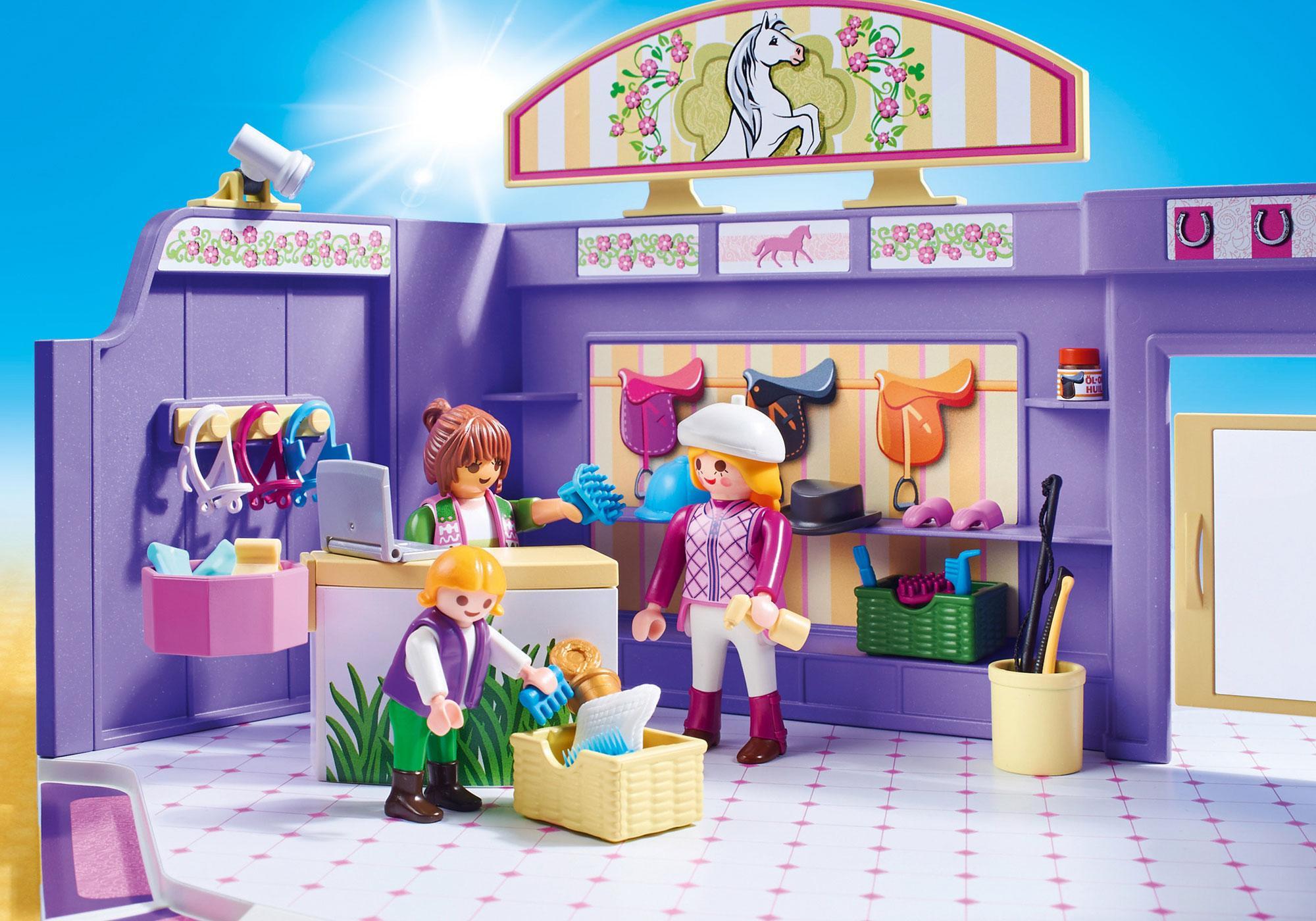 http://media.playmobil.com/i/playmobil/9401_product_extra1/Tienda de Equitación